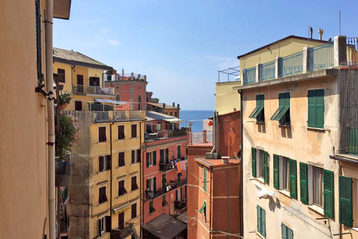 Riomaggiore Dimora del borgo (cod. 279)