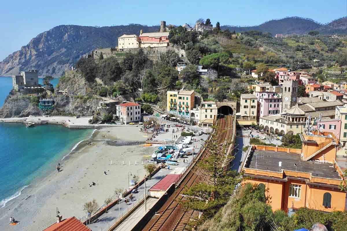 Monterosso Rustico della baia (cod. 166)
