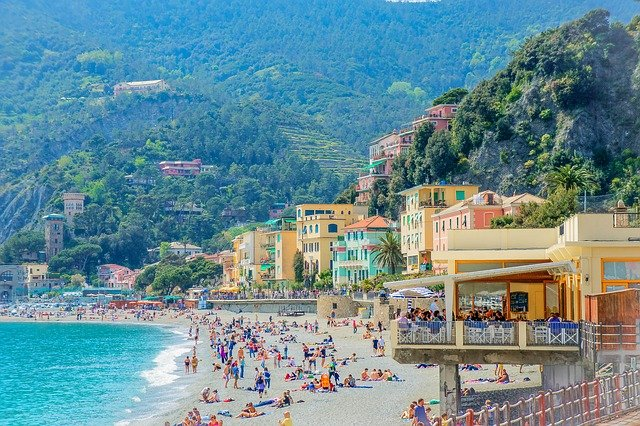 MONTEROSSO Fegina Apartment 100 meters from the Gigante beach (cod. 570)