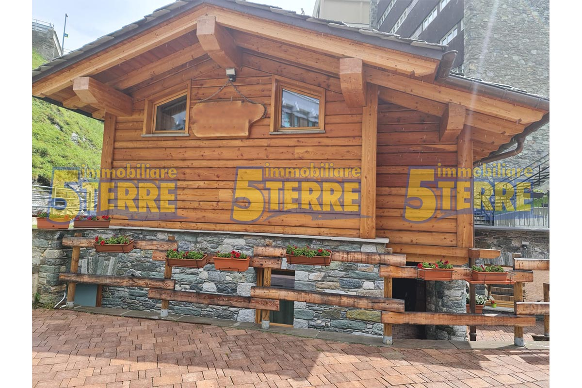 Cervinia centro storico – B&B in antico Chalet